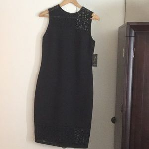 SLEEVELESS BLACK DRESS - MEDIUM NWT